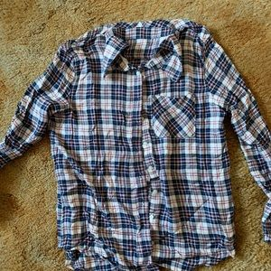 Aeropostale long sleeve shirt size large